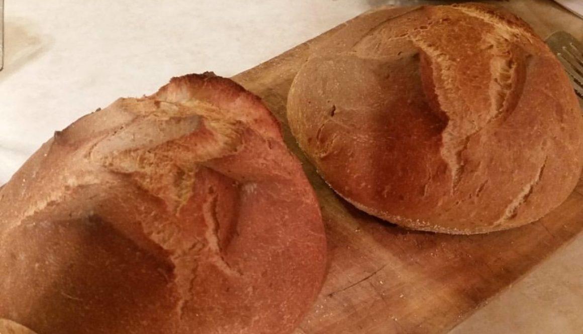 45 Min Bread